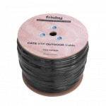 FRISBY FNW-CAT624 CAT6 UTP 305 Metre 23 AWG 0.58 mm Network Kablosu (Outdoor)