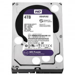 WESTERN DIGITAL WD40PURZ PURPLE 3.5″ 4TB 5400rpm 64mb SATA 7/24 Harddisk