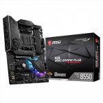 MSI MPG B550 GAMING PLUS B550 DDR4 (Vga Yok) GLan ATX HDMI DP M.2 USB3.2 RGB Type-C AM4 AMD Anakart